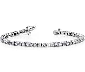Classic Four Prong Bracelet