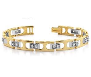 Buckle Link Bracelet