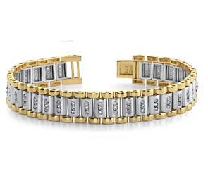 Mens Number 99 Bracelet