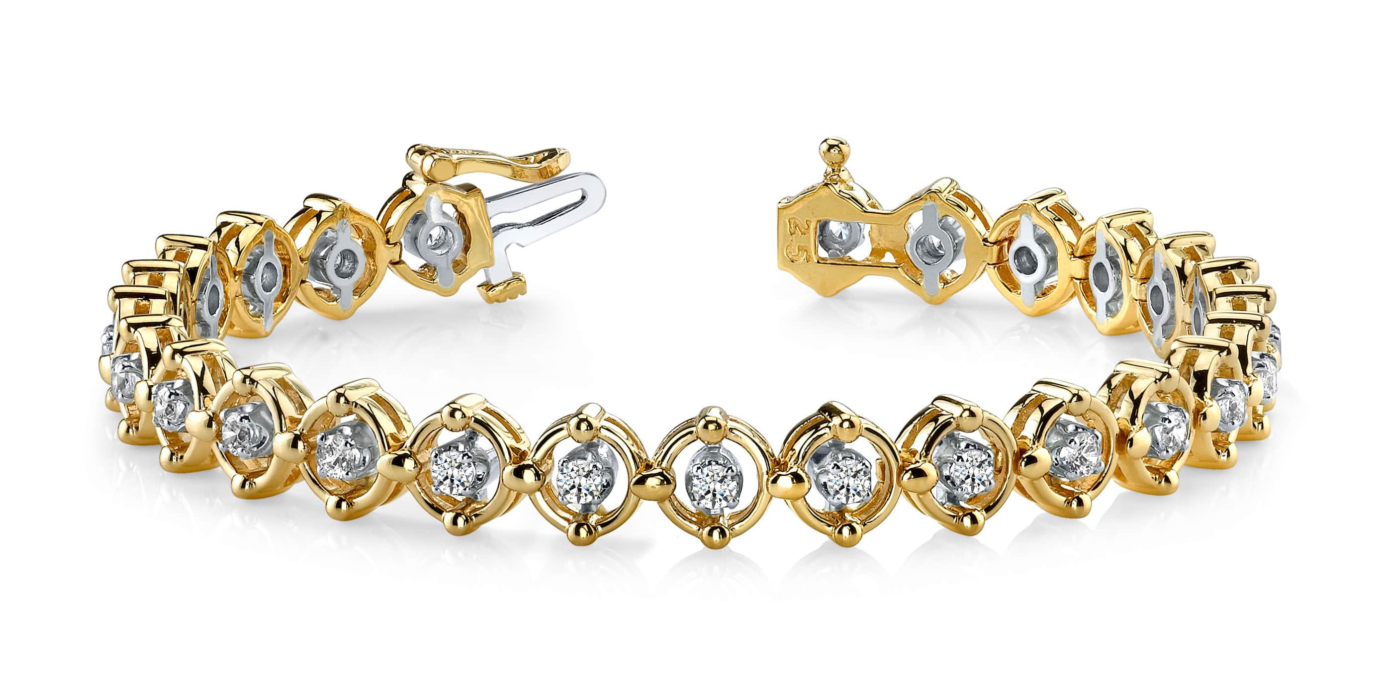 Guide To The Diamonds Bracelet 1.16 Carat Total Weight