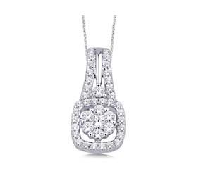 Diamond Fashion Pendant
