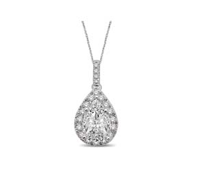 Lovecuts Diamond Pendant