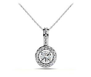 Wifes Favorite Designer Diamond Pendant