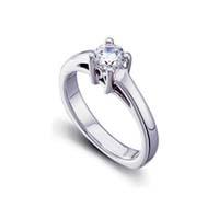 Bridal Engagement Ring 1/2 Carat Total Weight