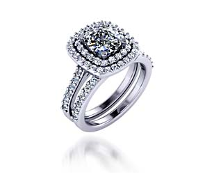 Diamond Halo Style Diamond Ring