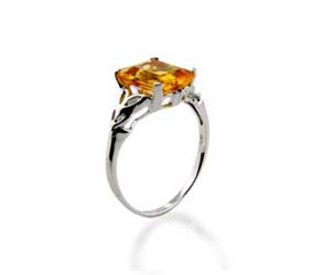 Citrine Ring<br> 2.0 Carat Total Weight