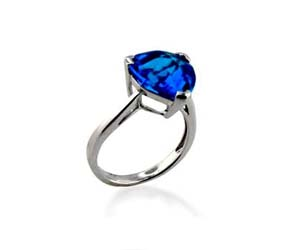 Blue Topaz<br> 5.3 Carat Total Weight