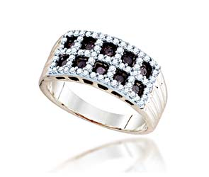 Diamond Fashion Band<br> .81 Carat Total Weight