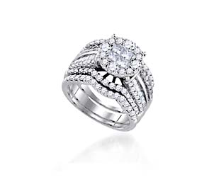 Diamond Wedding/Anniversary Ring